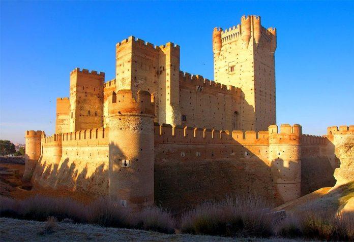 Замок Ла Мота