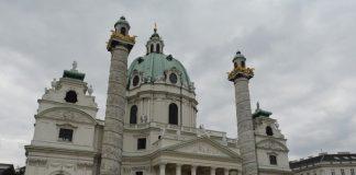 Церковь Карла Борромея в Вене